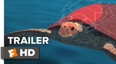 The Red Turtle Official International Trailer 1 (2016) - Animated Movie