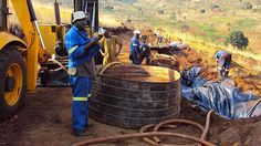 Nickel mining - Musongati, Burundi