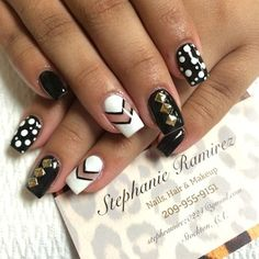 Instagram photo by nails_beautybysteph #nail #nails #nailart