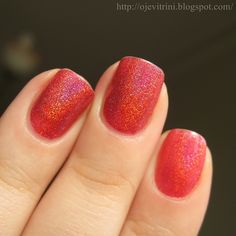 Red holographic