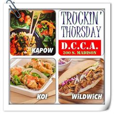 Truckin Thursdays