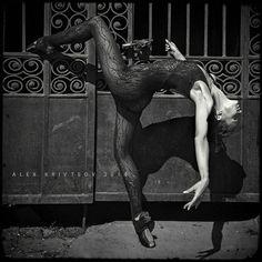 Ангел черный by Алексей Кривцов on 500px