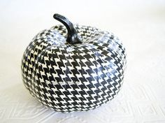houndstooth pumpkin