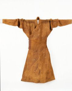 Robe, Iran or Central Asia,   Il-Khanid,13th-14th century CE