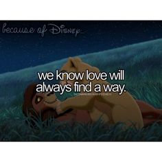 because of disney   Because of Disney...