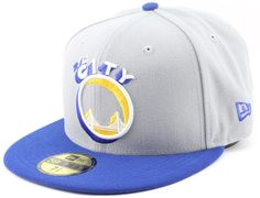 e4744aacf0c Golden State Warriors Neon Logo Pop 59Fifty Fitted Cap by NEW ERA x NBA  Fitted Baseball