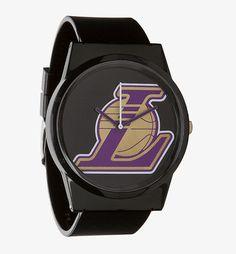 Flud The L.A. Lakers Pantone Black