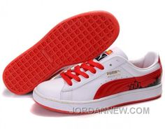 http://www.jordannew.com/puma-basket-men-brights-white-red-online.html PUMA BASKET MEN BRIGHTS WHITE RED ONLINE Only 74.68€ , Free Shipping!
