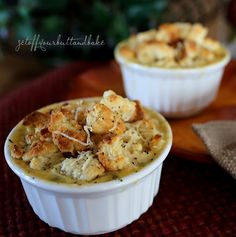 Chicken Pot Pie Crumble » Get Off Your Butt and BAKE!