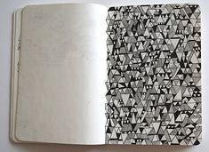 A peek inside artist Lisa Congdon's sketchbook  #sketcbook #lisacongdon
