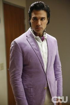 """Jane The Virgin -- """"Pilot"""" -- Image JAV101C_0354 --PIctured: Jamie Camil as Rogelio -- Photo Credit: Greg Gayne/The CW -- © 2014 The CW Network. All Rights Reserved"""