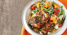 Take your barbecue to the next level with this big-flavoured dish that's sure to be a hit!