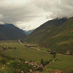 Vale Sagrado no Peru! Um daqueles lugares com uma energia de outro mundo! Quem também sentiu? #myDestinationAnywhere