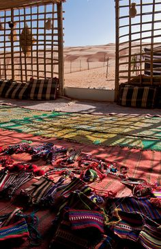 Bedouin Home by Oman Tourism, via Flickr