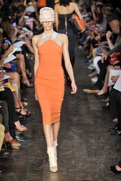 Victoria Beckham at New York Fashion Week Spring 2012 - Livingly