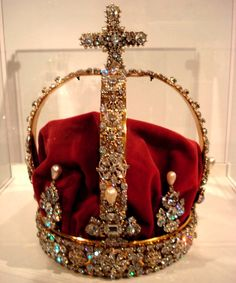 Crown of Empress of Austria and Queen of Hungary