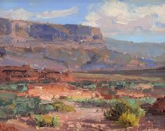 Arizona Strip by Kathryn Stats - Greenhouse Gallery of Fine Art