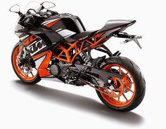 KTM RC200
