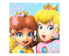 Royal Peach and Daisy Selfie !!! ❤️
