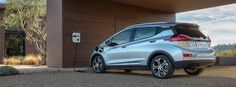 2017 Bolt EV Electric Vehicle Crossover Charging