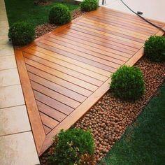 How Does Pergola Work Product Backyard Patio Designs, Small Backyard Landscaping, Pergola Patio, Pergola Ideas, Landscaping Ideas, Back Gardens, Small Gardens, Outdoor Gardens, Wood Walkway