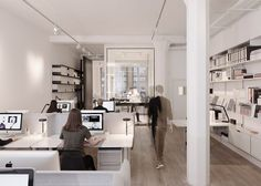 Uniform Wares Office par Feilden Fowles