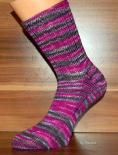 Ravelry: Rantai's socks 16/2012 socks always go,de