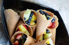 Fruit for Kids Thanksgiving Feast