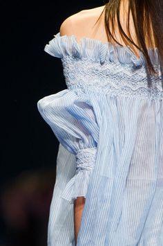 Cool Chic Style Fashion: Runway + Details photos of Junko Shimada Spring / Summer 2013