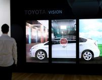 Toyota Touch Wall