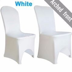 White Folding Chair Covers Ebay Barrel Style Swivel Other Wedding Supplies 3268 Lann S Linens Premium Polyester High Quality 50 Pcs Brand New Banquet