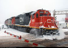 RailPictures.Net Photo: CN 5409 Canadian National Railway EMD SD60 at Adolph, Minnesota by Dave Schauer