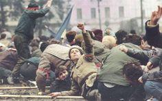 21 decembrie 1989, Bucuresti (Sala Palatului).