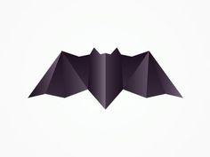 Origami  Style Logo