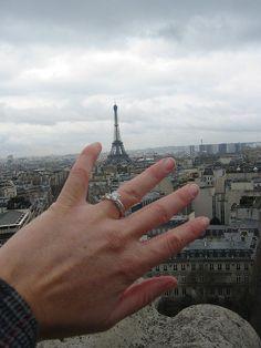 A Paris proposal!