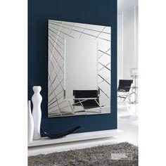 Schuller Espejo Fusión Espejo de diseño Fusión de Schuller. Espejo con marco decorativo de espejo que como su nombre indica, se fusiona con la luna central....