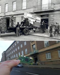تفاوت كامپيوتر هاي قديم و جديد @hamyarwp