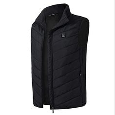 8a1e062c9bc Fibre gang Winter heating vest outdoor sports fishing graphene warm  electric vest USB security intelligent constant