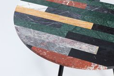 the store soho house berlin marble tables More