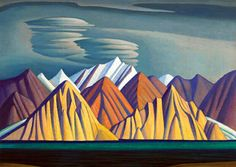 Tom Thomson may have captured Canada's imagination, but it is the relatively long-lived Lawren Harris Tom Thomson, Emily Carr, Group Of Seven Artists, Group Of Seven Paintings, Canadian Painters, Canadian Artists, Art Prints For Sale, Fine Art Prints, Landscape Art