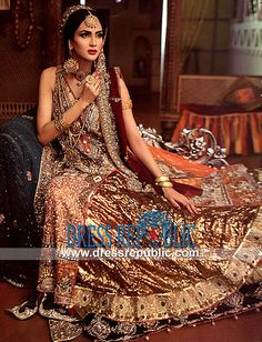 Designer Cara Pakistani Bridal Dresses 2014 in Illinois  Shop Online Designer Cara Pakistani Bridal Dresses 2014 in Illinois. Worlwide Delivery. Call Chicago, IL  1 (312) 857 5789. by www.dressrepublic.com