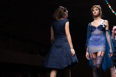 Laura Garre - Proxecto final - Debut 2013 Estudos Superiores en Deseño Téxtil e Moda de Galiza ESDEMGA