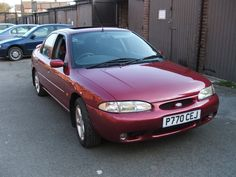 The second car I owned was like this Mondeo 2L petrol  It was a very good and reliable car at the time!!