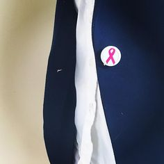 ALTR the way you show support. Pink Ribbon Button Covers MadetoALTR.com