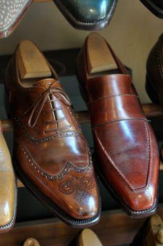 theshoesrealist: Artigiano di Scarpe a Firenze ... - Bespoke Makers