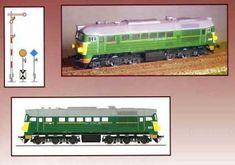 M62 (ST44) Locomotive Ver.2 Free Train Paper Model Download…