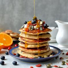 Fluffy coconut and quark american pancakes recipe pinterest fluffy coconut and quark american pancakes recipe pinterest american pancakes pancakes and coconut ccuart Images