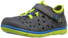 Stride Rite Made 2 Play Phibian Sneaker Sandal -- You can find out more details at the link of the image.