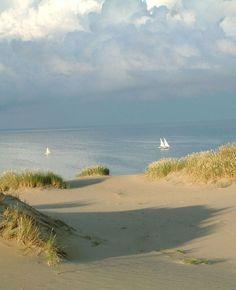 Sand, beach and ocean Playa Beach, Ocean Beach, Sand Beach, Cottages By The Sea, Beach Cottages, No Rain, All Nature, Beach Scenes, Belle Photo