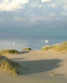 Sand, beach and ocean Landscape Photography, Nature Photography, Nature Aesthetic, All Nature, Ocean Beach, Sand Beach, Beautiful Beaches, Seaside, Sailing